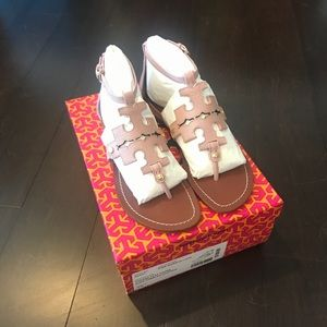 Tory Burch Phoebe 7.5 Rose Quartz